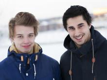 Unga innovatörer vann ett aktiebolag