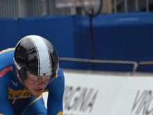 Gustaf Andersson 36:a på tempoloppet för herrjuniorer