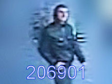 CCTV released to trace man