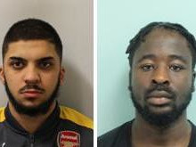 Two men jailed following assault in Ilford
