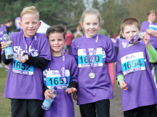 Cheshire runners race to fundraising success for the Stroke Association