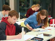 12. regionale Schüler-Physik-Olympiade am 25. Februar 2015 an der Technischen Hochschule Wildau / Teilnehmer aus den Landkreisen Dahme-Spreewald und Teltow-Fläming