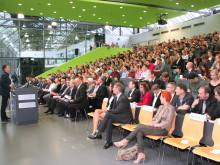 Akademisches Jahr 2016/2017 an der Technischen Hochschule Wildau wird am 23. September 2016 feierlich eröffnet