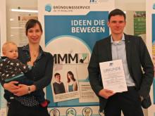 TH-Gründungsservice begleitete Wildauer Start-up zum 2. Platz im Businessplan Wettbewerb Berlin-Brandenburg 2015