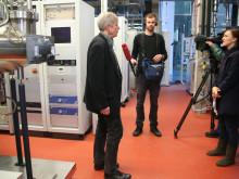 """TH-Forschung aktuell: Kooperationsnetzwerk """"Schützen und Veredeln von Oberflächen"""" auf der Fachmesse Sensor + Test 2015 in Nürnberg"""
