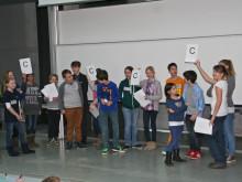 """""""9. Tag der Naturwissenschaften"""" für Schülerinnen und Schüler der 6. Klassen am 12. Februar 2015"""