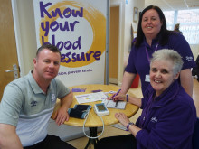 ​Graham Stuart raises awareness of Know Your Blood Pressure initiative