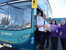 ​Stroke Association and Arriva encourage Merseyside to Take a Moment