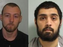 Three men jailed for burglary