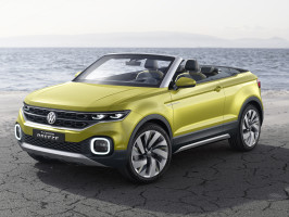 ​Genéve Motor Show 2016: Verdenspremiere på T-Cross Breeze