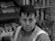 Stephen Lawrence Crimewatch Appeal - Image of man in jacket
