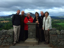 International visitors are 'homing in' on the Scottish Borders during 2014