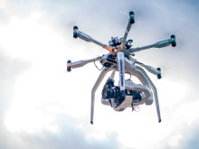 Intuitive Aerial i nytt lyckat samarbete med Effektfabriken
