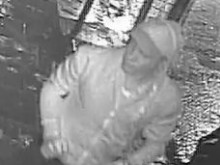 Identity sought for man over attempted arson at Mosque