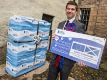 Jethart Callant leads the way for Digital Scotland Superfast Broadband