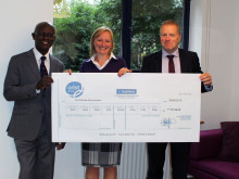 ​Orbit Homes tees off to raise £17,000 for the Stroke Association