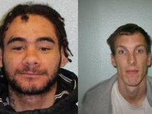 Two jailed for 'moped-enabled' robbery