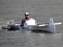 2. Wildauer Solarboot-Regatta am Sonnabend, dem 17. September 2016, auf der Dahme bei Wildau