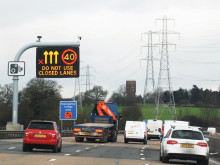 RAC reacts to M25 smart motorway evaluation report