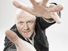 Peter Varg kommer till Nolia Höst med en magisk familjeshow.