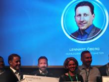Humlegården tar storslam i tävlingen Årets Uthyrare