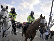 VJ Day celebrations policing plans