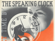 At the third stroke...BT's Speaking Clock will be 80 years old