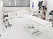 Miljö, hygien och hållbarhet är de viktigaste faktorerna  vid val av golv till Sahlgrenska Universitetssjukhuset