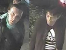 CCTV released following theft of bicycles