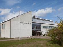 Öresundsverket i Helsingborg, drivs av NSVA