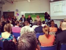 Stort intresse för medborgarinvolvering i Almedalen!