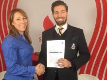 SolidSport tecknar ett nytt samarbetsavtal med Svenska Mästerskapen i Pole