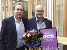 Bengt Forsberg och Niklas Blonér