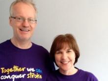 Ormskirk stroke survivor tackles Resolution Run for charity