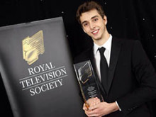 Northumbria graduates score hat-trick at Royal Television Society awards