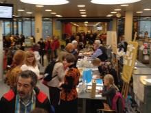 Pressinbjudan: Kronobergs bokmässa 2015