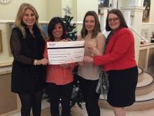 Snowflake Ball Raises over £12,000 for Sick Children's Charity