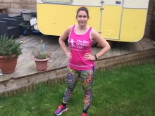 #sundayrunday – Meet Amanda, one of our Virgin Money London Marathon Runners