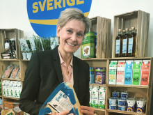 Egna varor med svenskt ursprung märks Från Sverige