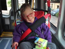 William Starts School Despite Being Given Little Hope of Survival