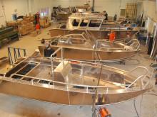 Båtproduktion