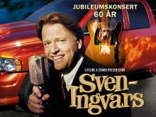 Sven-Ingvars firar 60-årsjubileum med en handfull exklusiva konserter