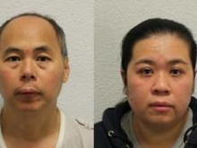 Couple jailed for violently abusing children