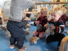 Betha Thorsen Kanvas-barnehage vinner Forskerfrøprisen