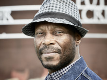 Olu Oguibe © Michael Godehardt/Ruhrtriennale 2018