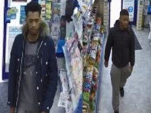 CCTV appeal following knife-point robbery in Fulham