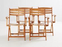 Möbler från Oaxen Krog säljs på Stockholms Auktionsverk