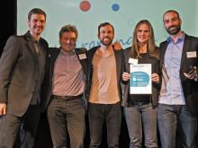 Mit mobilem System zur Qualitätssicherung im Bierbrauprozess zum ersten Platz im Businessplan Wettbewerb Berlin-Brandenburg 2016