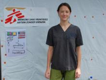 Danderydsläkare rapporterar från ebolans Liberia