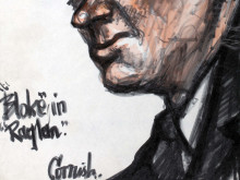 COMMENT: The many faces of Norman Cornish